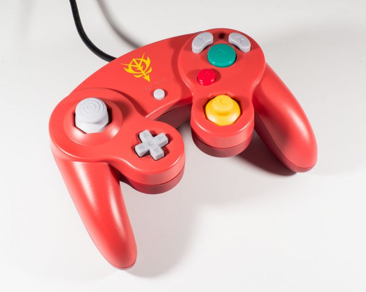 Char's Customized GameCube Controller