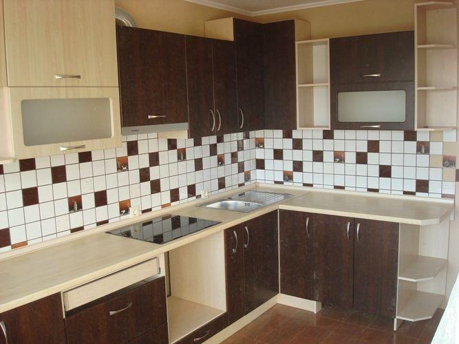 Кухни коричневого цвета - фото. . Коричневые кухни, интерьер…