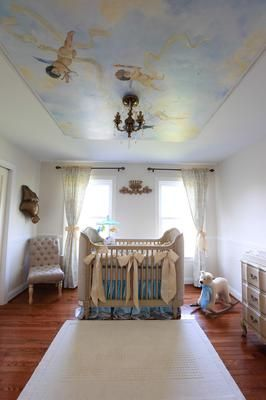 A Little Prince S Nursery Lair The Design For Our Included Decor That Is Baby Friendly But Also Sophisticated