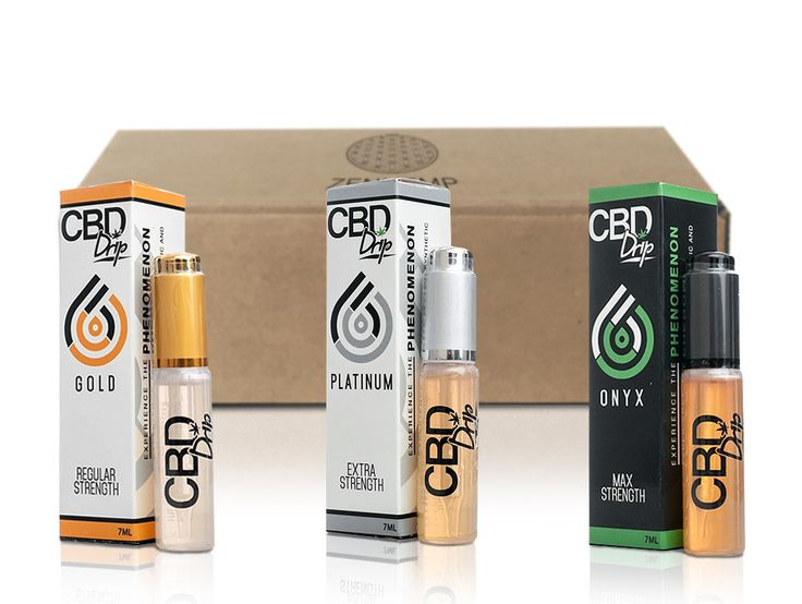 cbd drip platinum how to use
