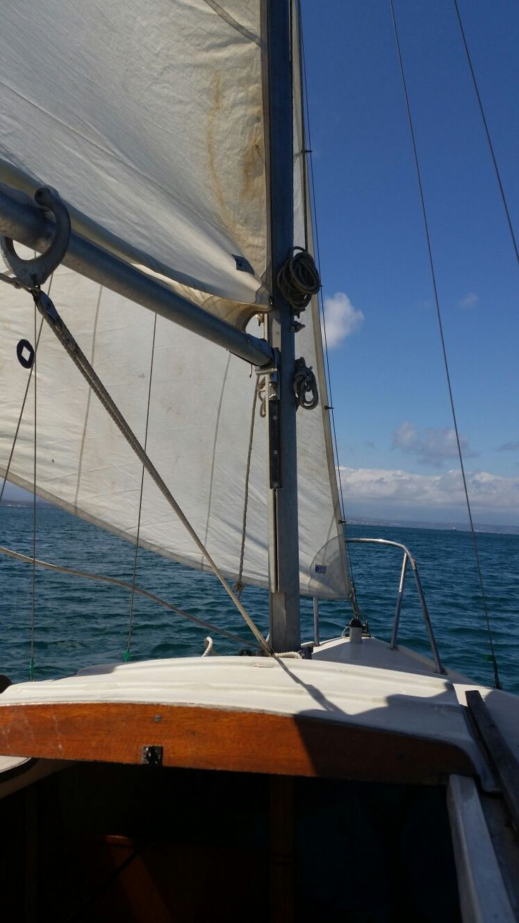 Sailing mosselbay