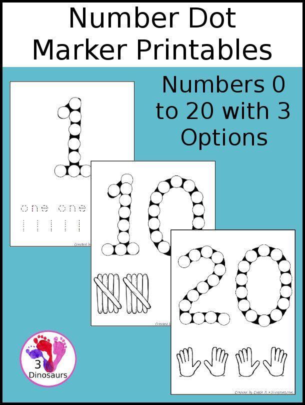 116 best Dot Marker printables images on Pinterest | Markers, Marker ...