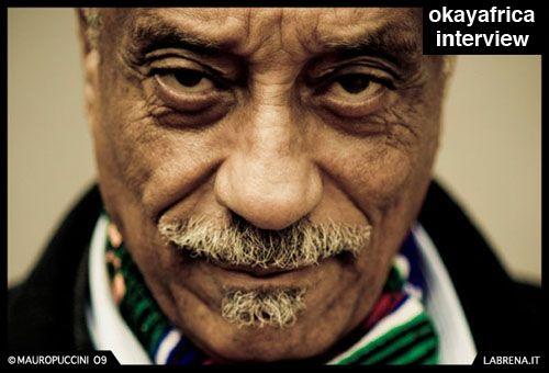 The God-Father of Ethio Jazz, Mulatu Astatque of Ethiopia.
