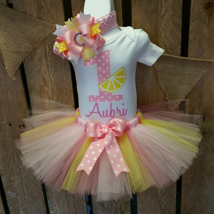 Best 25+ First Birthday Tutu Ideas On Pinterest
