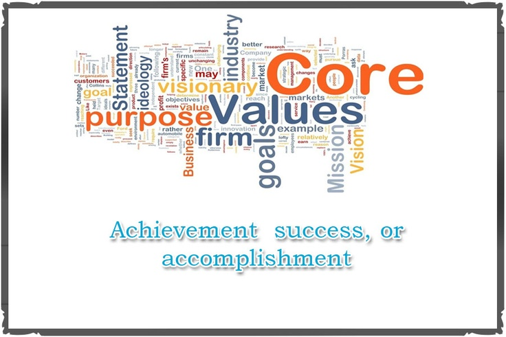Achievement  success, or accomplishment As your highest priority value of life , As your highest priority value of life, Try Online Values Elicitation Test A Test Which Gives You Your Own Personal Work Career or Relationship Values Today  http://www.values-test.com/