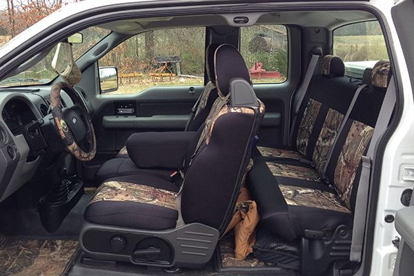 Skanda Mossy Oak Camo Seat Covers Mossy Oak Camouflage