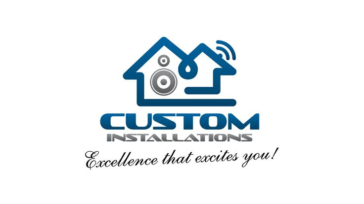 Music, entertainment, home theatre, security and more for your house. How do you get all that in one logo? Do you think this has succeeded?