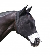 Flyveil With Ripstop Nose Ears Wildhorseaustralia Horse Rugswild
