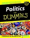 Politics For Dummies, 2nd Edition (0764508873) cover image