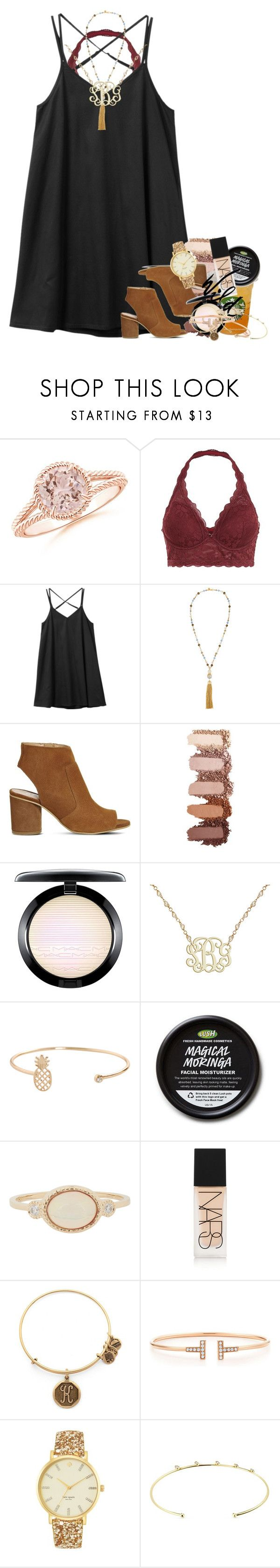 """deciding who's worth your time & energy is hard."" by ellaswiftie13 on Polyvore featuring RVCA, Lydell NYC, Office, MAC Cosmetics, Humble Chic, Jennie Kwon, NARS Cosmetics, Alex and Ani, Tiffany & Co. and Kate Spade"
