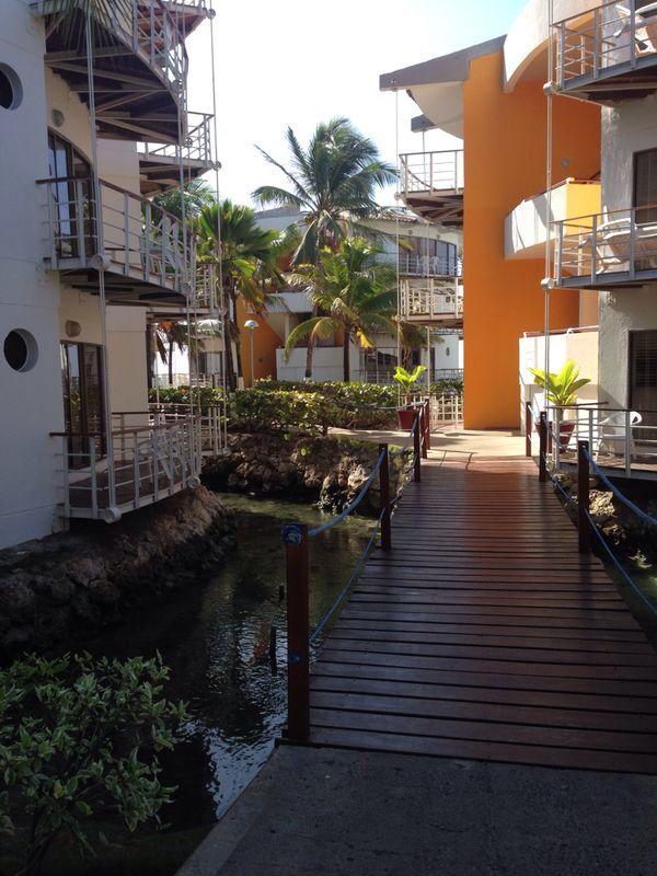 Colombia - San Andres Islas / hotel the aquarium