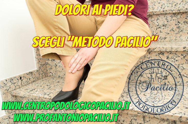 Solo da noi!!  CENTRO PODOLOGICO PACILIO del PROF. DOTT. ANTONIO PACILIO Via Margherita di Savoia 25 (incrocio di corso Umberto I /difronte scuola elementare Mazzini), 80046, San Giorgio a Cremano (Napoli) Tel. 081275021 Web: www.centropodologicopacilio.it E-mail: dottpacilio@libero.it              UNICA SEDE!!!
