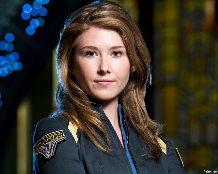 Jewel Staite from SG Atlantis will be joining the celebrity line up at Oz Comic Cin Adelaide.  Find out more - www.ozcomiccon.com