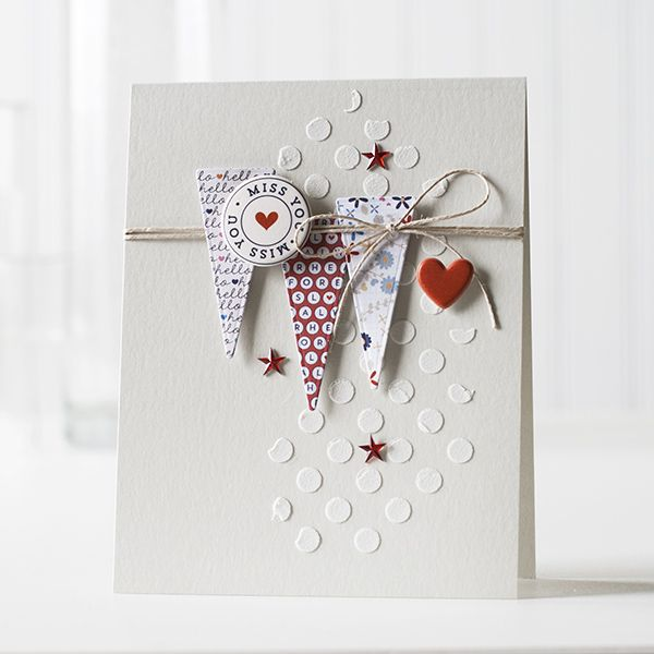 Love this card so much by Shari Carroll using the Simon Says Stamp July 2014 card kit.