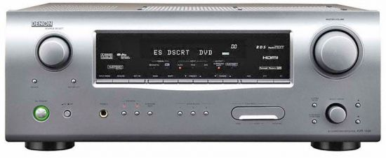 Denon AVR-1508 AV-receiver photo