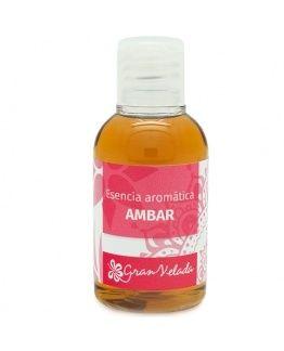 Esencia aromatica ambar