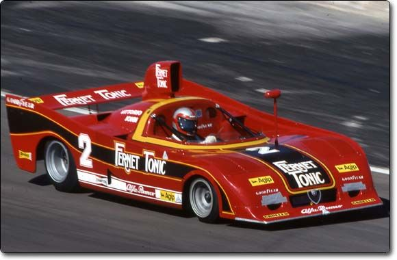 Alfa Romeo 33SC12 Turbo (John Watson)