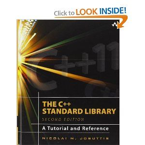 Amazon.com: The C++ Standard Library: A Tutorial and Reference (2nd Edition) (9780321623218): Nicolai M. Josuttis: Books