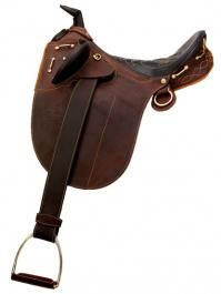 This is my next saddle..an australian endurance saddle with a custom flex tree. The best of English, western and Aussie! Perfect !