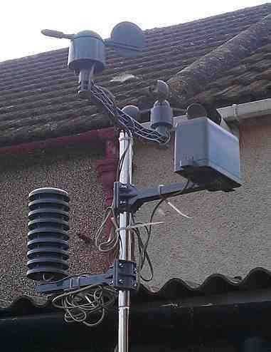 This is the first part of a series on setting up a USB weather station onto a Raspberry PI.