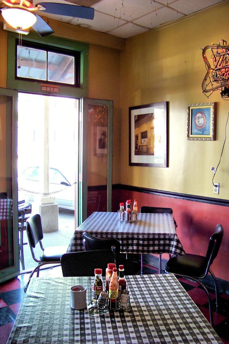 Lovely Ajax Diner, Oxford, Mississippi