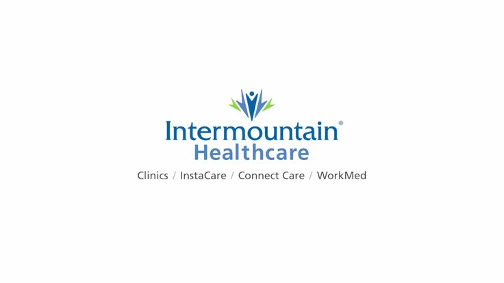Care how, where and when you want it. We're changing how you receive healthcare. To give you more choices. To be more personal. We're putting you first and also putting you more in control.  Intermountain Healthcare. Visit HealingForLife.com