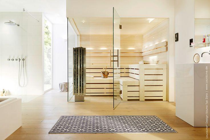 Ikikiuas, private home, sauna design heater