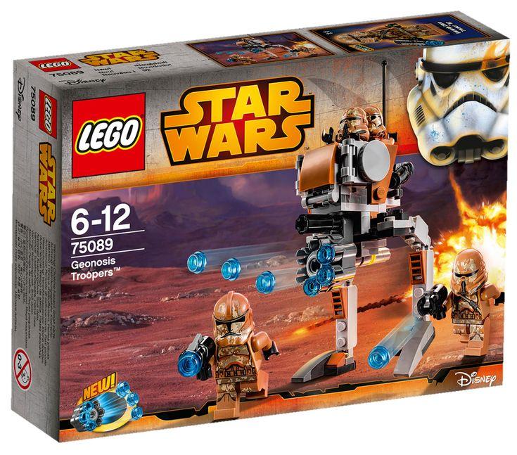 comparez les prix du lego star wars 75089 soldats geonosis avant de lacheter