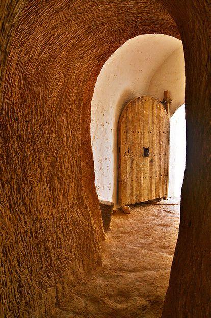 Matmatah, Qabis. Tunisia. By Grzegorz Grzesiak