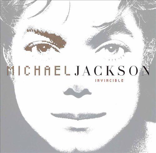 Michael Jackson | Invincible | CD 10532 | http://catalog.wrlc.org/cgi-bin/Pwebrecon.cgi?BBID=15852479