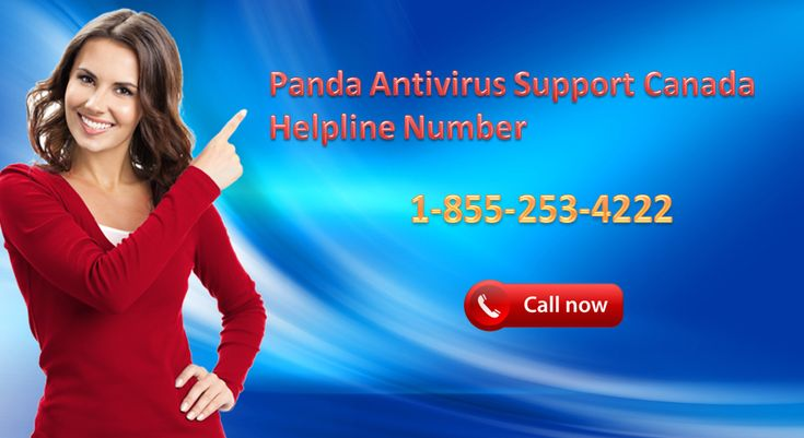 If you are PC user and search tech support service for panda Antivirus related issues. So you can contact us out tech support team they will provide you instant solution. You can call us at Panda Support helpline number 1-855-253-4222.