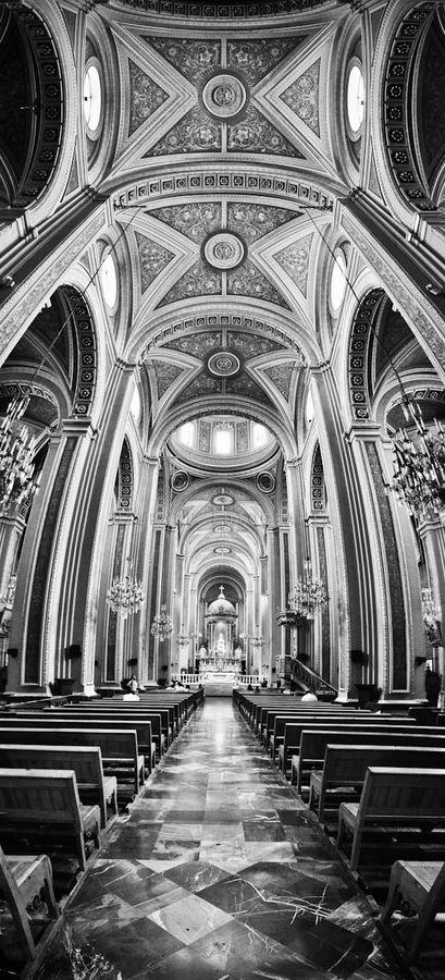 Catedral de Morelia by Ozukaru R.