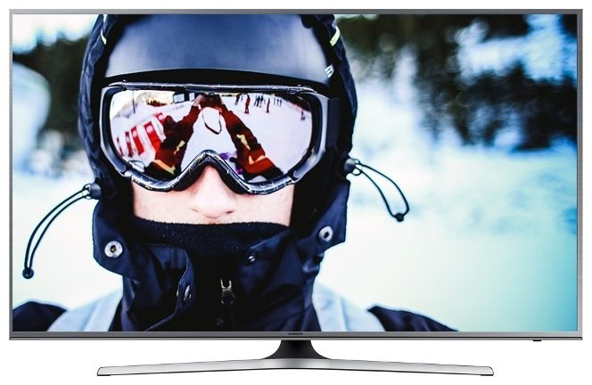 "Samsung UE55JU6800 LED 4K Ultra HD Nano Crystal Smart TV, 55"" with Freeview HD and Built-In Wi-Fi 