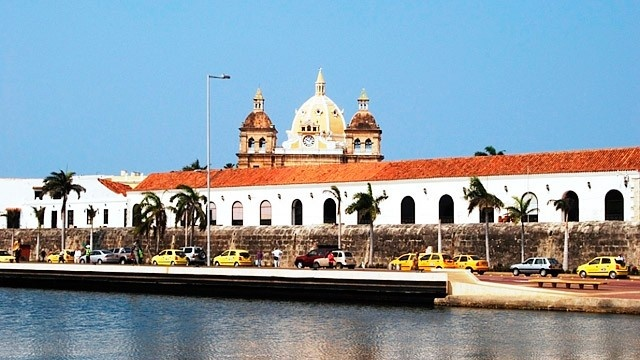 Cartagena, Colombia: beautiful, historical and rhythmic city.