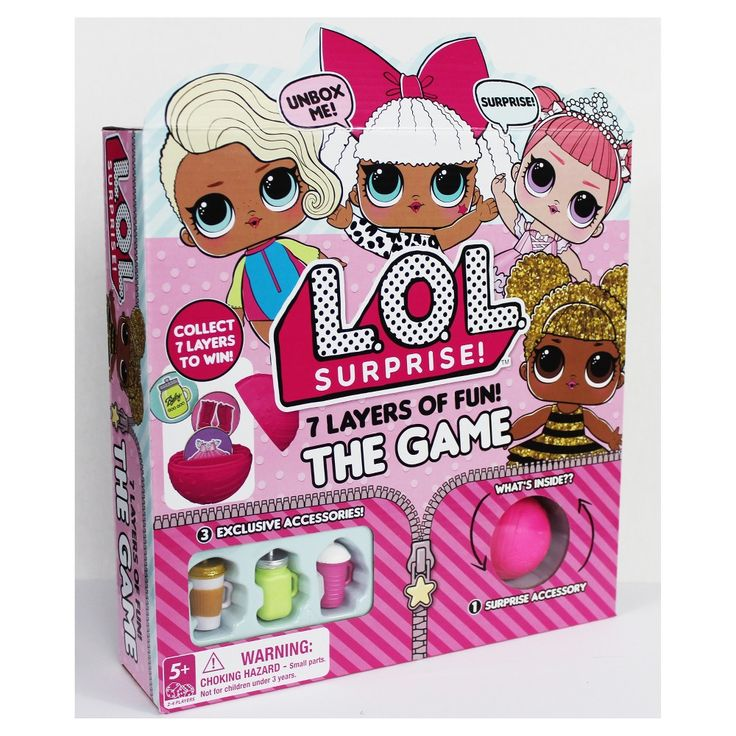 On Target Deals: LOL Surprise! Board Game
