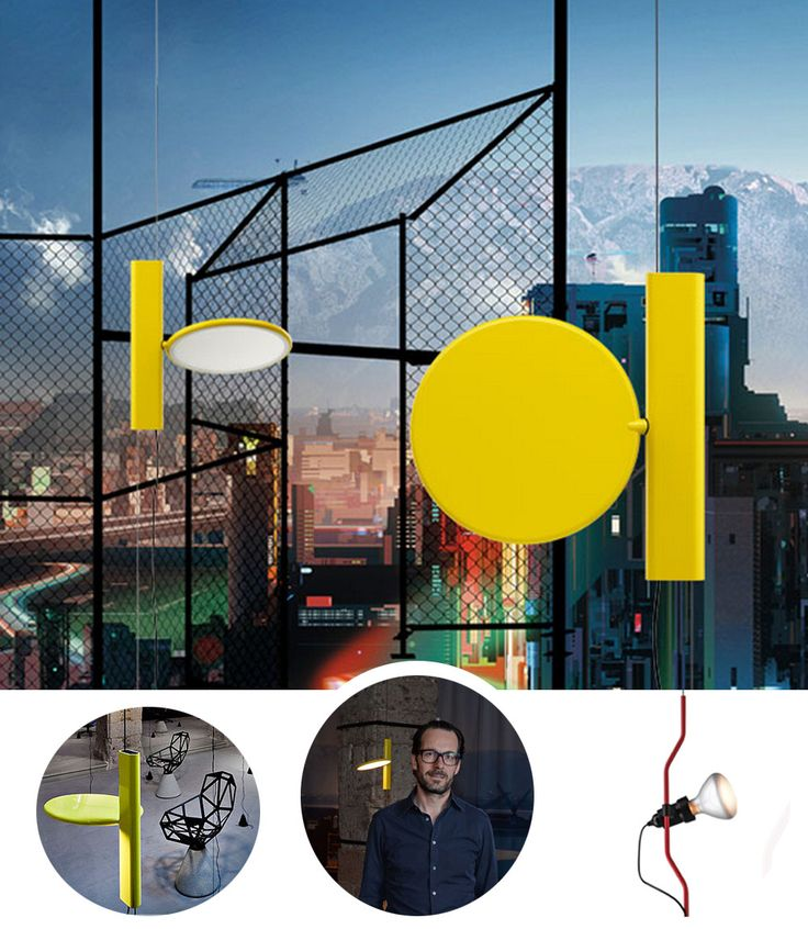Fabulous Ok it is a floor lamp by Konstantin Grcic for Flos Ok clearly takes its inspiration from the famous parenthesis not to mention the technological evolution