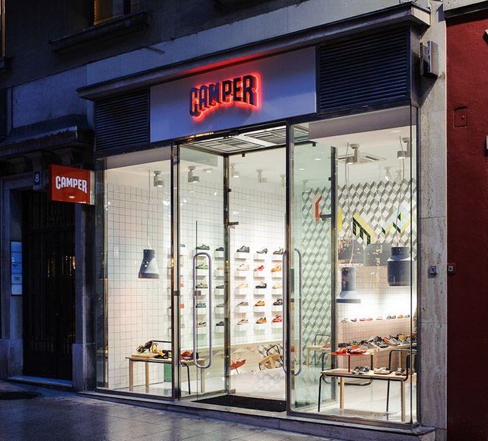 Camper Shop, Santander