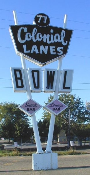 77 Colonial Lanes, Canton, Ohio * I bowled in leagues here for 20+ years ~ Great memories