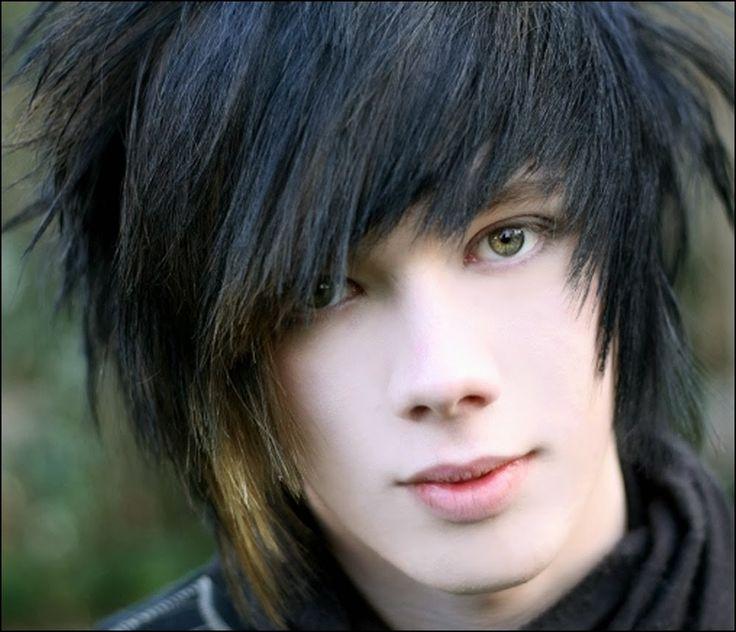 Boy Emo Haircuts