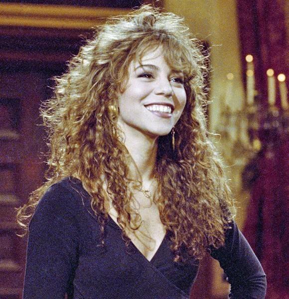 Mariah Carey young - Mariah Carey's life in pictures