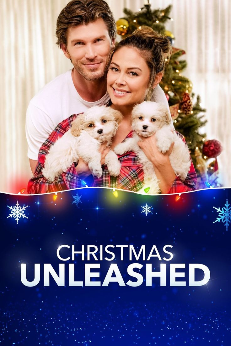 """""""Christmas Unleashed"""" (2019) in 2020 Christmas movies"""