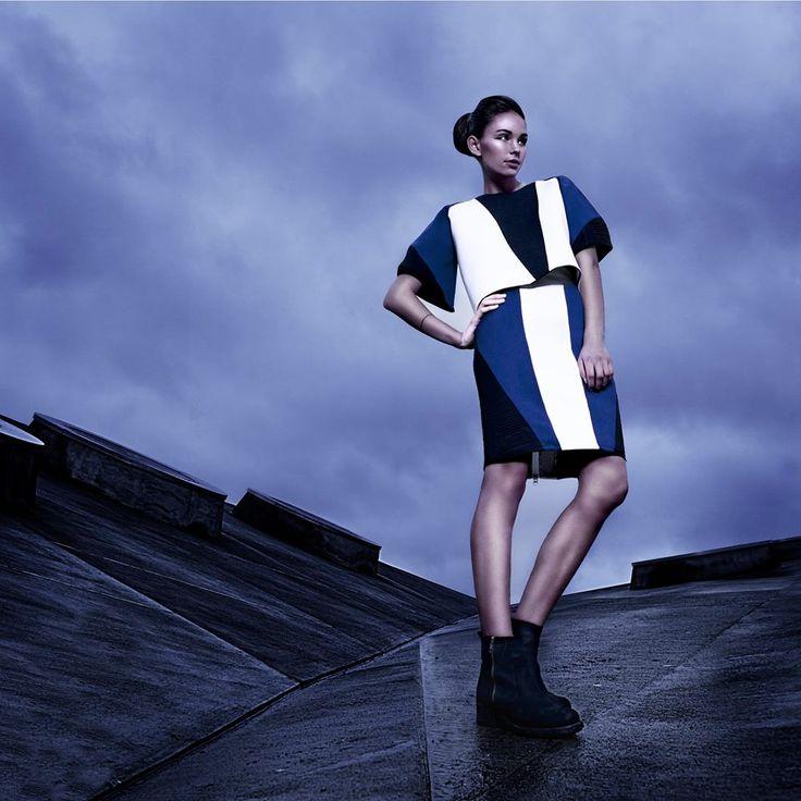 Danish Design meets Photography 2014  Designer Louise Kristensen Photographer Winnie Methmann Model Zitta Egede