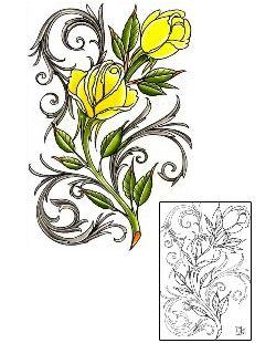 42 best flower tattoos images on pinterest floral tattoos flower side tattoos and flower tattoos. Black Bedroom Furniture Sets. Home Design Ideas