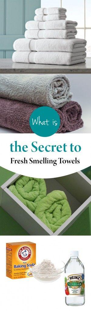 Wat is het geheim van Fresh Ruiken Handdoeken