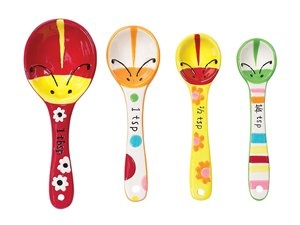 4-pc. Measuring Spoons by Boston Warehouse by Boston Warehouse at Cooking.com  $14.95  #holidaycooking