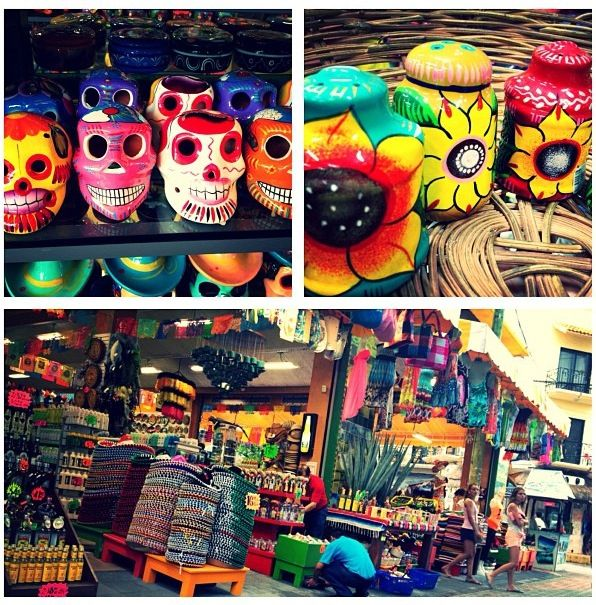5th Ave in Playa Del Carmen, Mexico  great shopping and eating