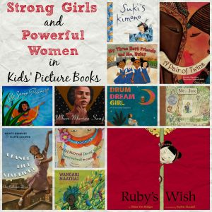 March is Women's History Month and we'll be celebrating all month long at Multicultural Kid Blogs! We're kicking off the party with a look at picture books that feature female role models of various ethnic and cultural backgrounds. Some are fictional and others introduce kids to real women. All provide kids with a window through which to meet (and perhaps emulate) strong girls and women from all walks of life.