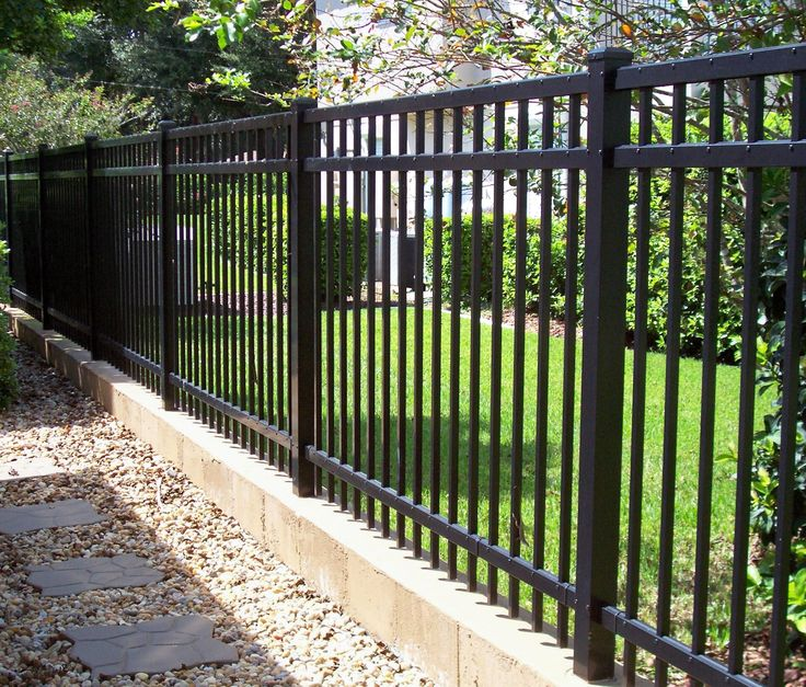 Aluminum Fence Designs 45 best aluminum fence designs images on pinterest aluminum fence custom aluminum fencing by mossy oak fence workwithnaturefo