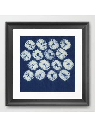 9 Shibori Home Accessories from Katie Anderson of Modern Eve