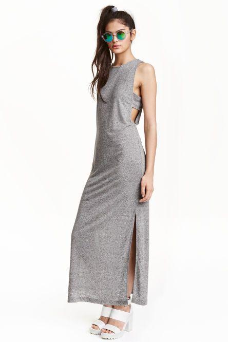 Jersey maxi dress 14,99 €